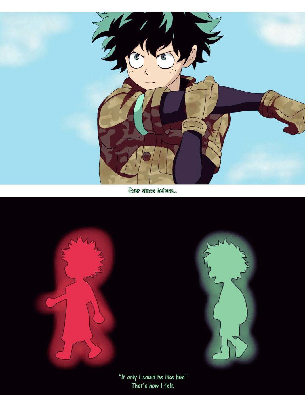 Boku No Hero Academia X Assassination Classroom Crossover Bakugou