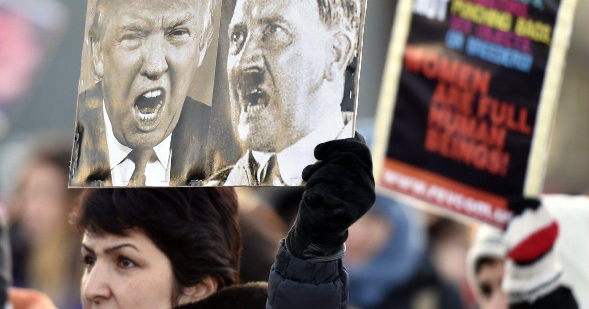 """Hitler fue el primero en definir la técnica de contar una mentira muchas veces para que la gente la crea. La llamó """"la gran mentira""""."""