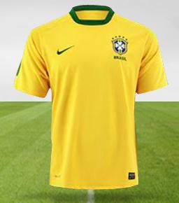 Camisa seleção – Copa 2010