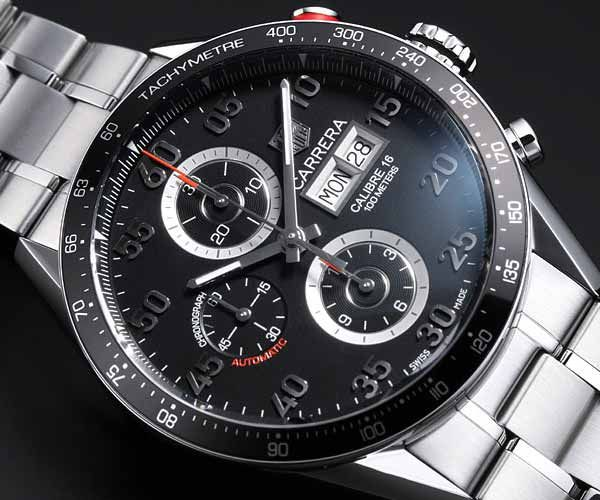 The Top Five New Tag Heuer Models For 2017 Photography