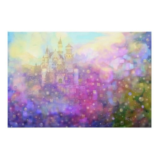 Rainbow Dream Castle