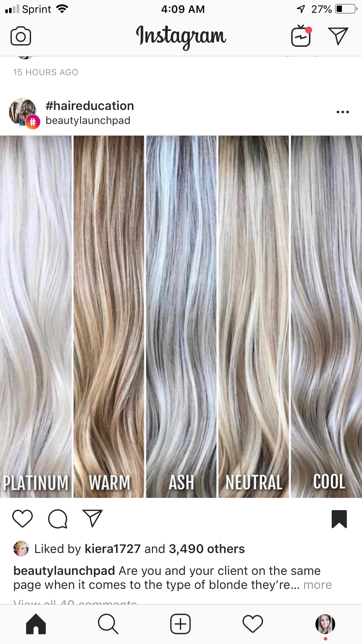 Different Tones Of Blondes Blonde Hair Shades Blonde Hair Types Tone Hair