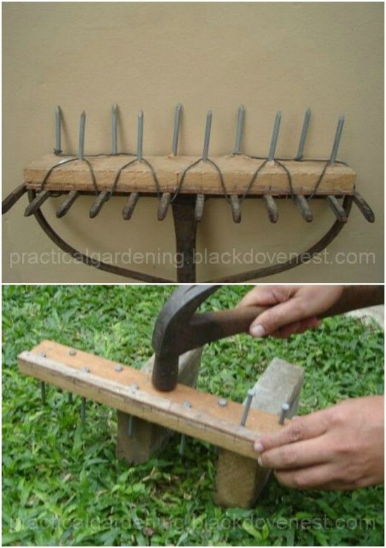 7 Diy Aerators That Will Make Your Lawn Lush And Beautiful