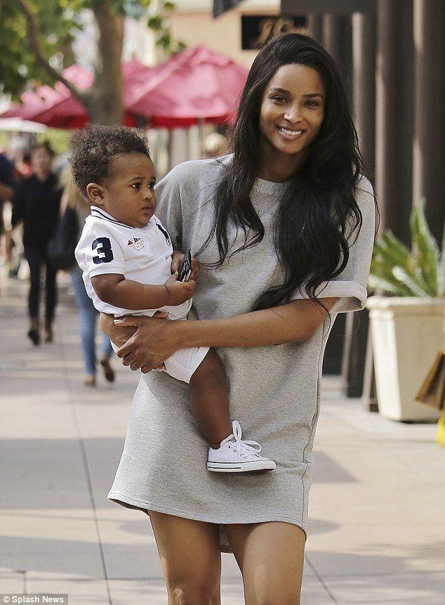 Ciara And Future Baby Boy 2015