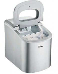 Oster Osim22sv 27 Lb Portable Ice Maker Is New Series From Oster