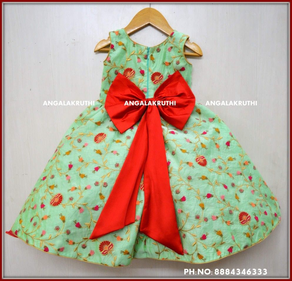 Kids party wear designs by angalakruthi boutique bangalore watsapp