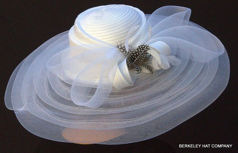 NEW Womens GORGEOUS Classy Sassy KENTUCKY DERBY Hat Multiple Colors Bow Feathers
