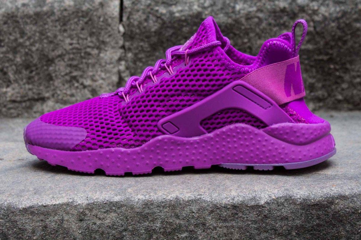 Femme Nike Air Huarache Ultra Breathe violet