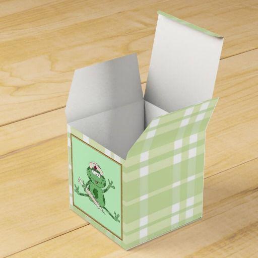 World's Greatest Nurse favor box