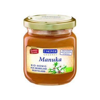 organiczny i niepodrobiony Miód Manuka