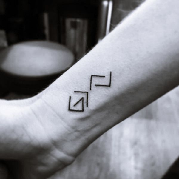 40 Tiny Tattoos For Men Yet Meaningful Page 2 Of 3 With Images Small Tattoos For Guys Tiny Tattoos For Girls