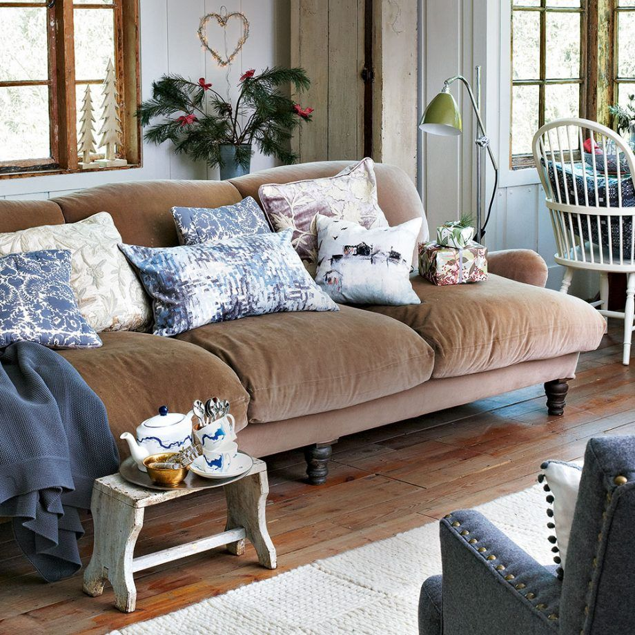 Brown living room ideas – beautiful schemes that work with ...