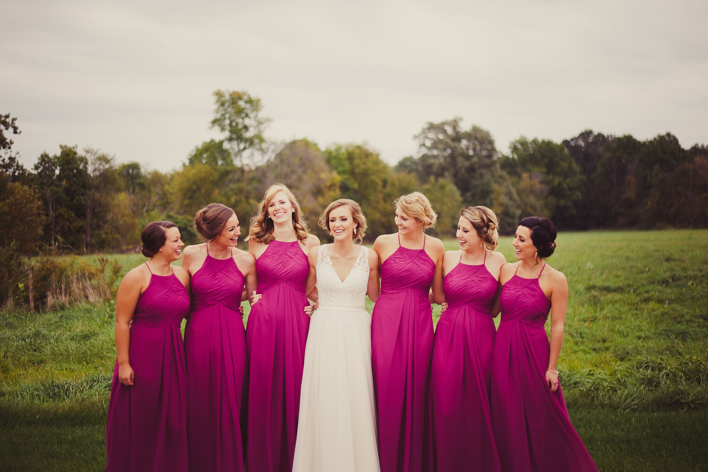 a5bc6ffe0ed Azazie Ginger Bridesmaid Dress
