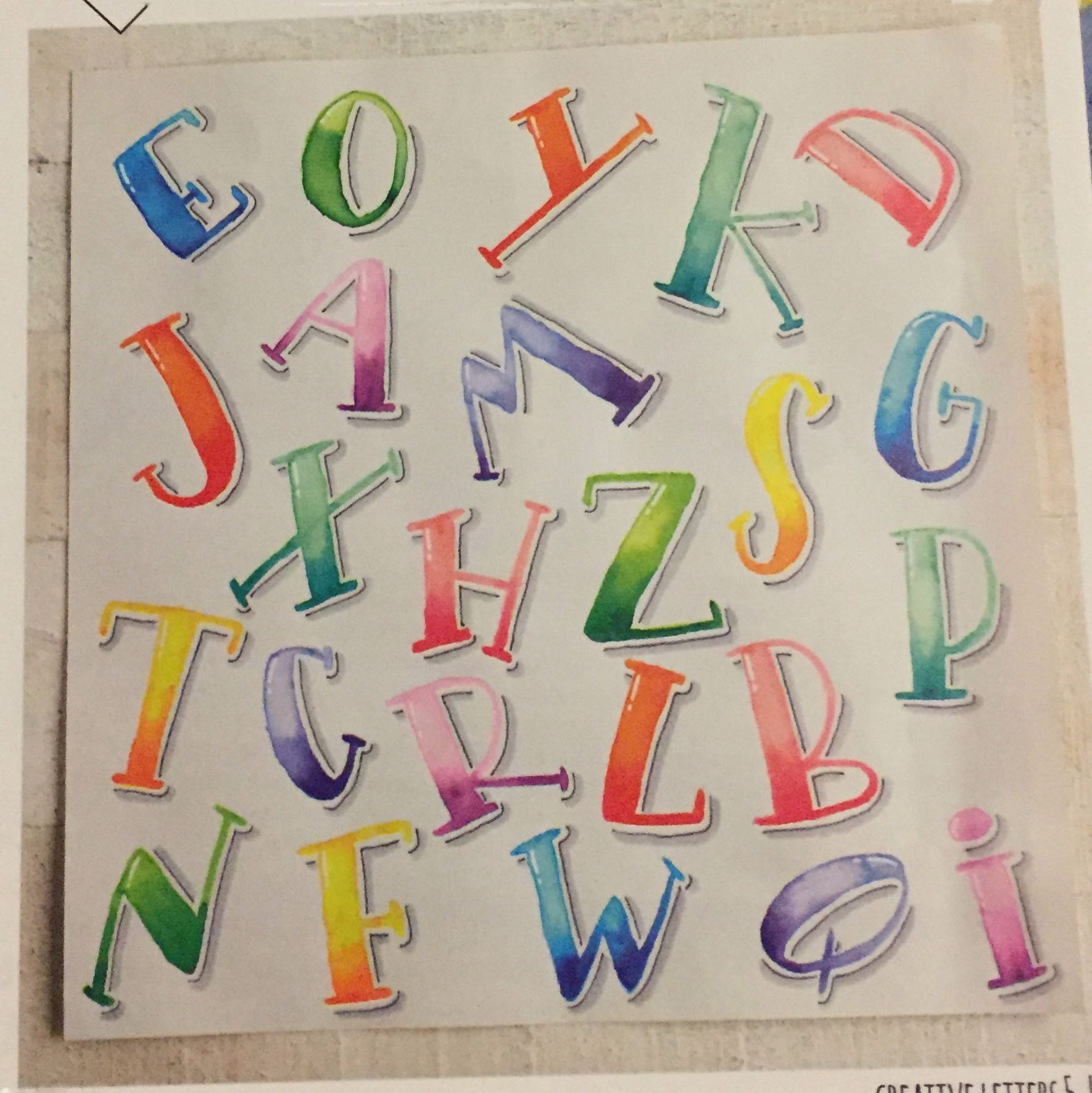 Pin by Gee Amaya on Letter | Creative lettering, Lettering ...  Creative Lettering Styles
