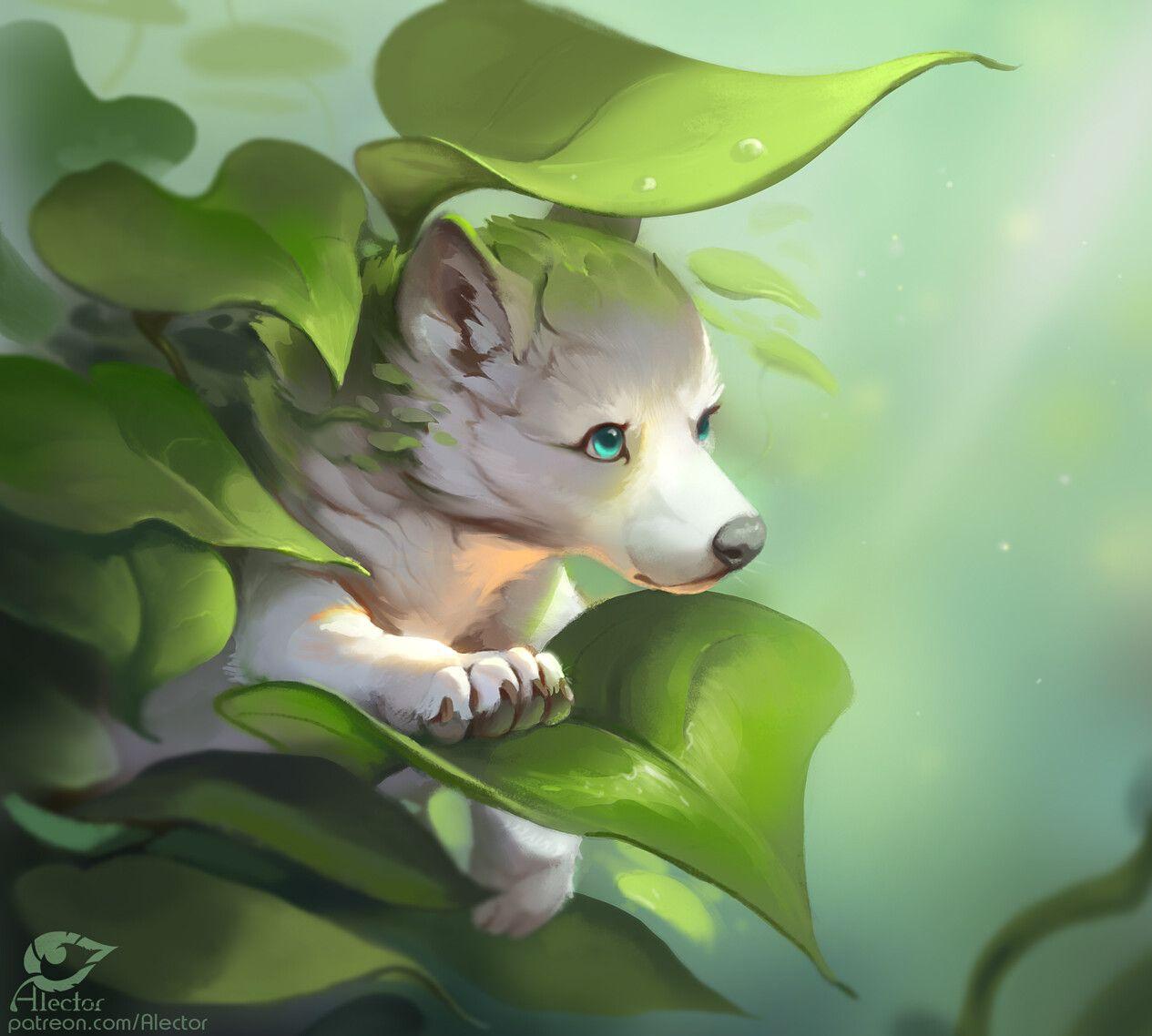 Photo of Little Leaf, Claudya Schmidt