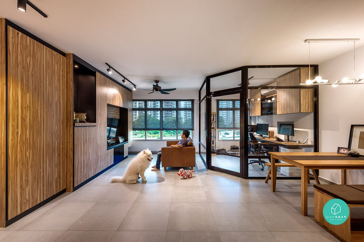 12 Must See Ideas For Your 4 Room 5 Room HDB Renovation Gorgeous