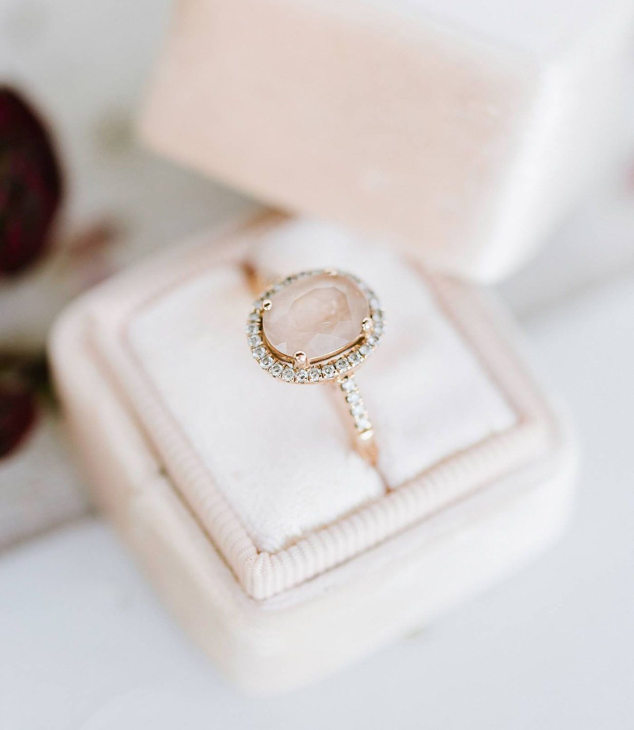 Cozy Moments Plaid Inspiration In The Texas Hill Country Wedding Ring