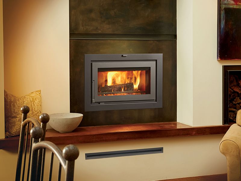 42 Apex Clean Face Wood Burning Fireplace Wood Fireplace ...