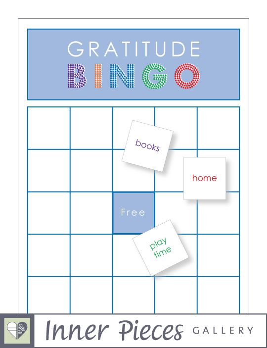 gratitude bingo game diy free printable includes 50 done for you gratitude tiles to start with. Black Bedroom Furniture Sets. Home Design Ideas