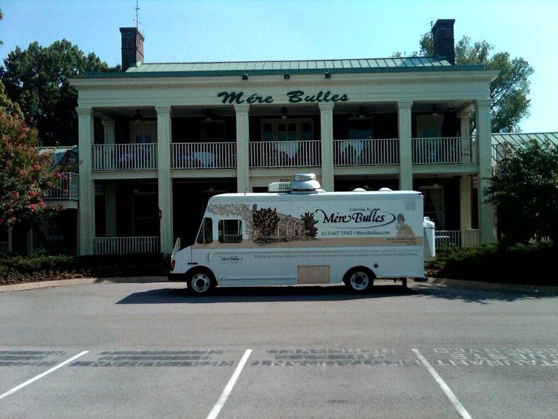 Mere bulles , Nashville TN Food truck, Nashville food
