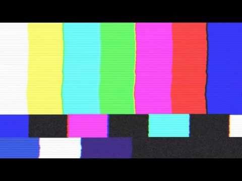 Efeito tv com defeito