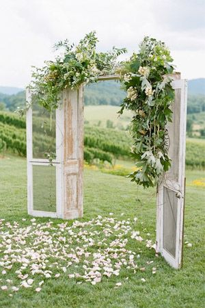 pin by j b on jake and shelby ceremony arch wedding