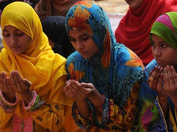 Muslim Girls, Muslim Women, Ramadan