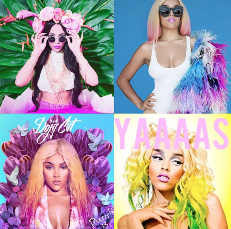 """Doja Cat Warns All About Her With Her New Sounds """"BLOCK ME"""