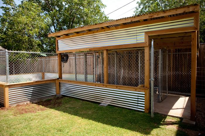 kennel Diy dog kennel, Dog kennel cover, Dog kennel