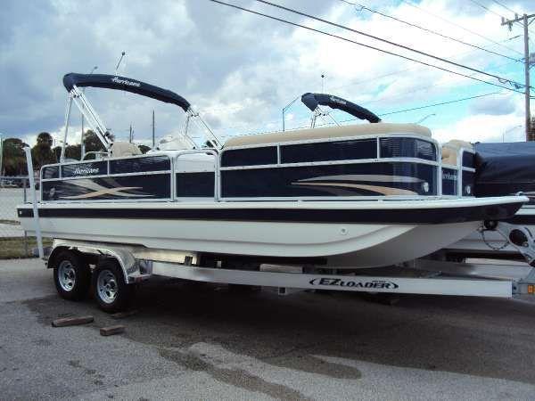 Jacksonville Fl Hurricane Deck Boat Boat Hurricane Boats
