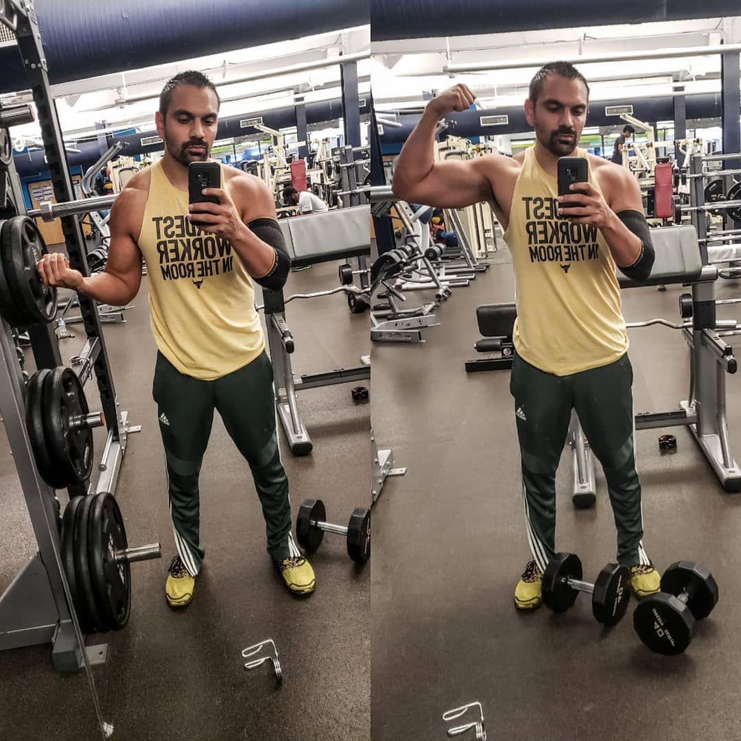 Friday Night Workout Gymtime Gym Hardwork Fitfam Instafit