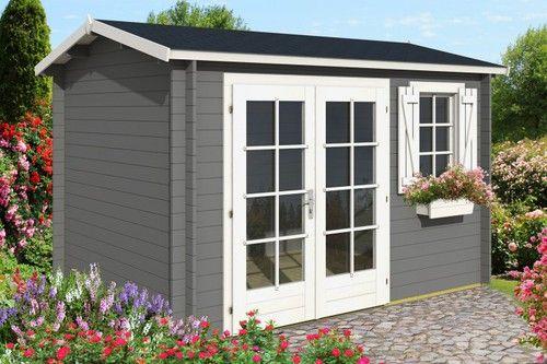Gartenhaus luisa 28 gartenpavillon pinterest for Gunstiges gartenhaus