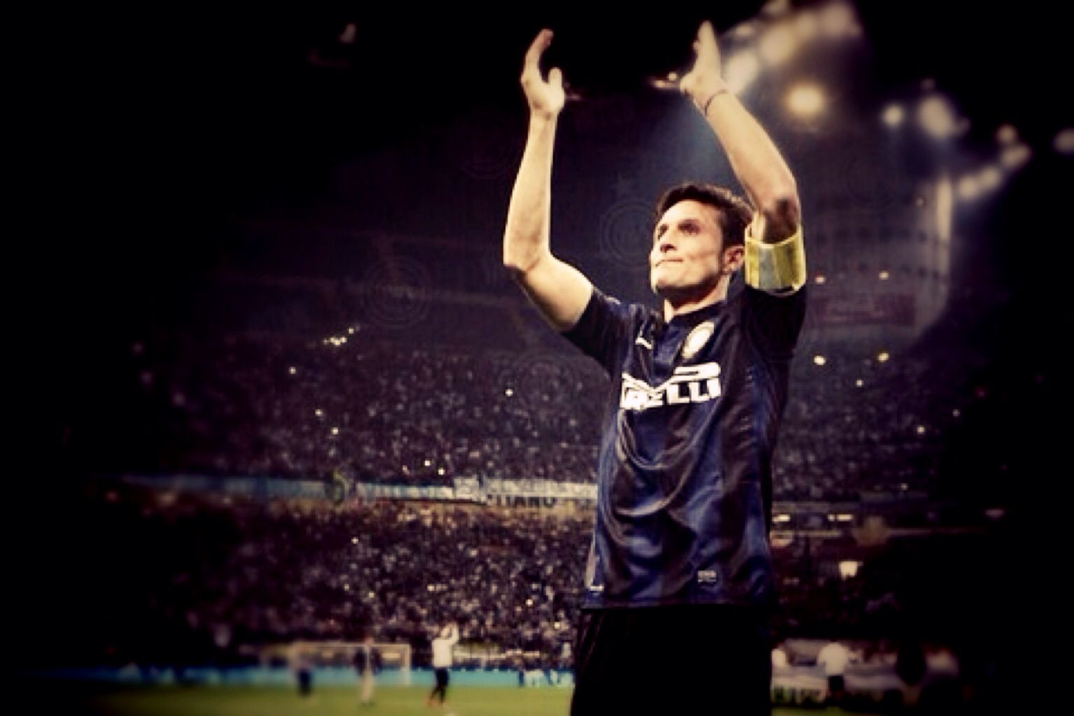 There Is No One Like Javier Zanetti, His Dedication