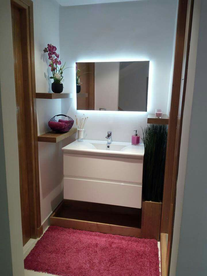 Dining Room Wash Basin Area Bathrooms Remodel Modern Powder Rooms