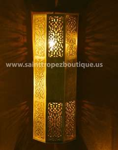 Photo of Moroccan Sconce_228 | Moroccan lamp, Lamp, Sconces