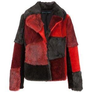 Jocelyn patchwork jacket