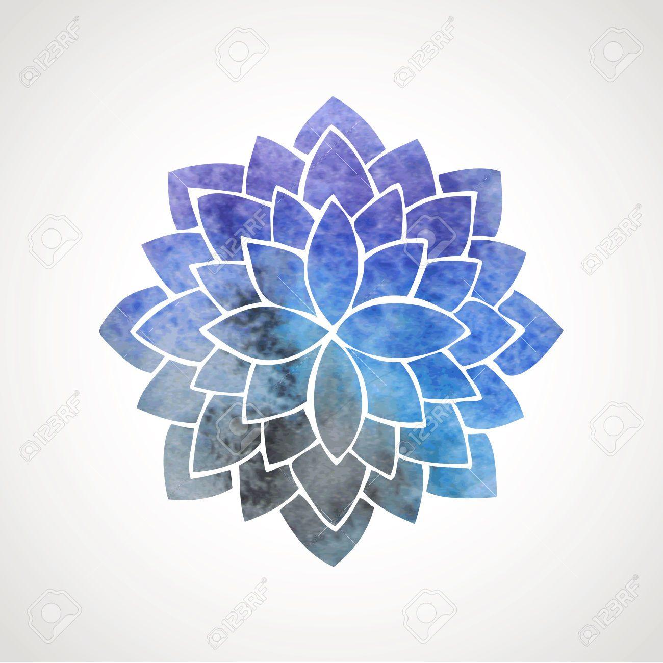 Lotus Flowers Block Colour Google Search Movema Artwork