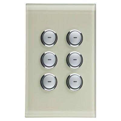 Light switch / push-button / in plastic / contemporary SATURN™ Clipsal  sc 1 st  Pinterest & Light switch / push-button / in plastic / contemporary SATURN ... azcodes.com