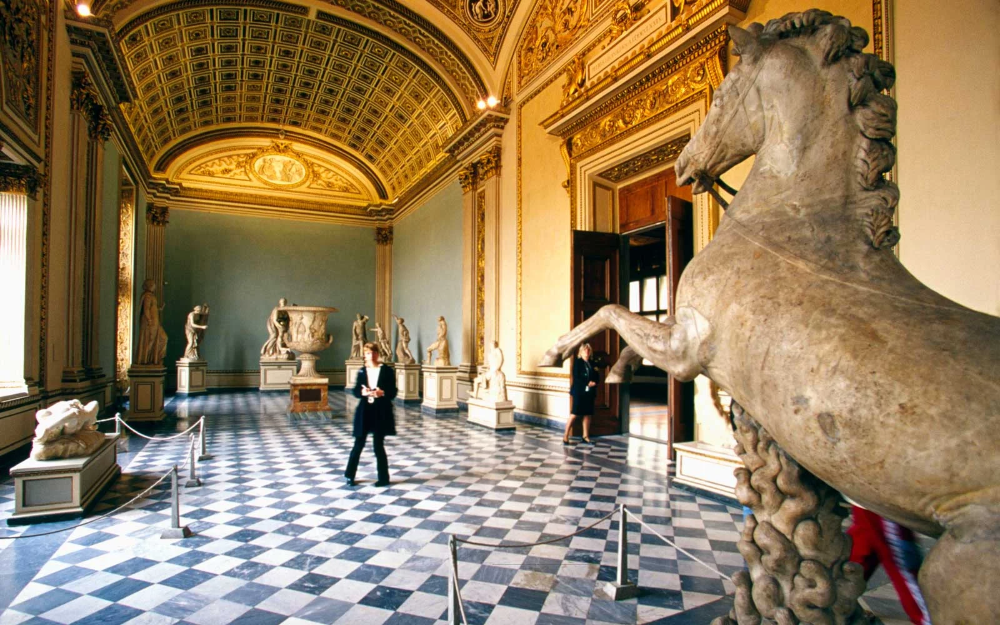 12 Famous Museums Offer Virtual Tours You Can Take on Your Couch