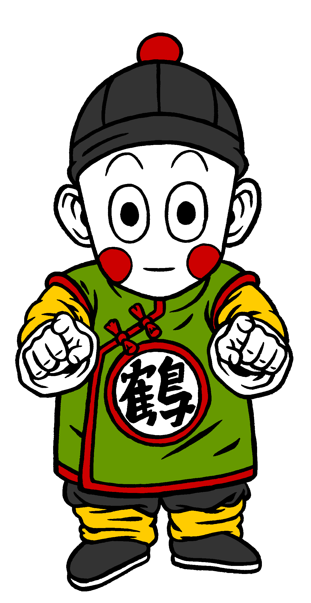 Chiaotzu From Dragon Ball Dragon Ball Dragon Ball Tattoo Cartoon