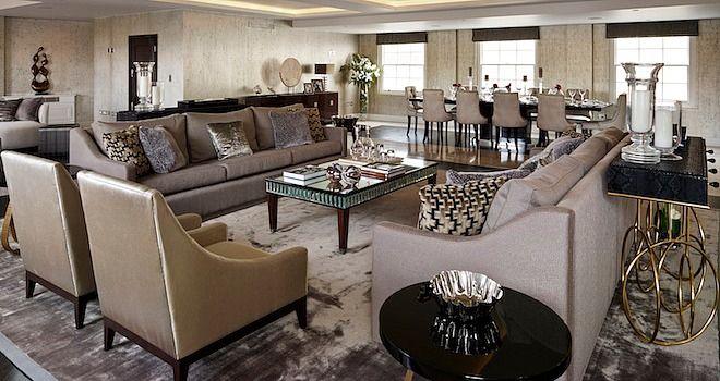 A Luxury London Penthouse