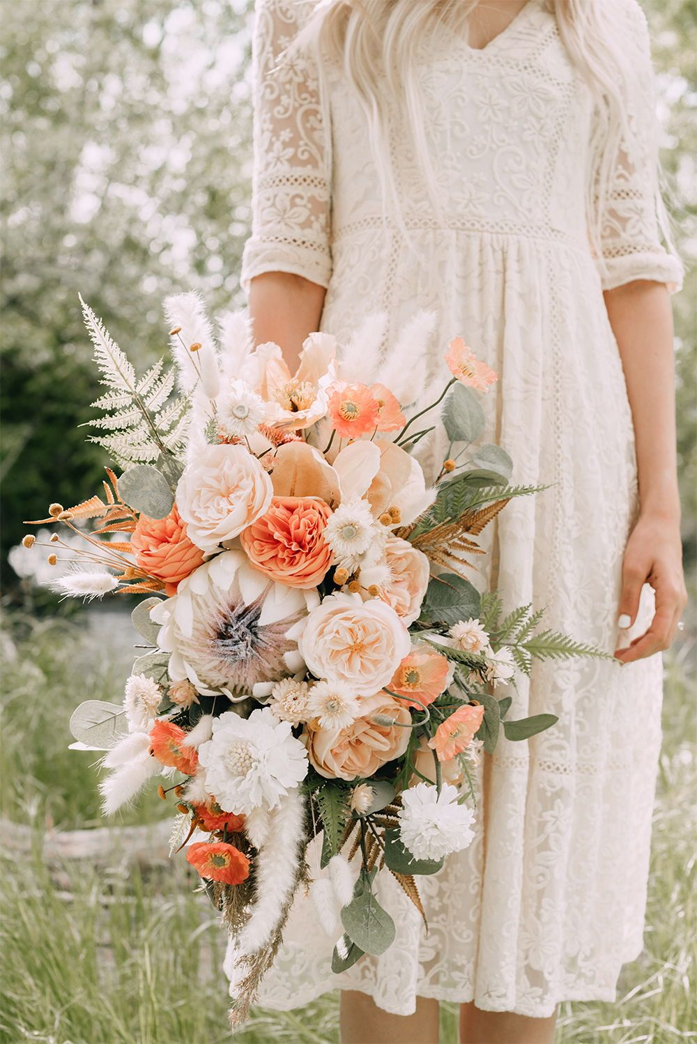 July Newsletter Summer Colors, Country Weddings, & Dried