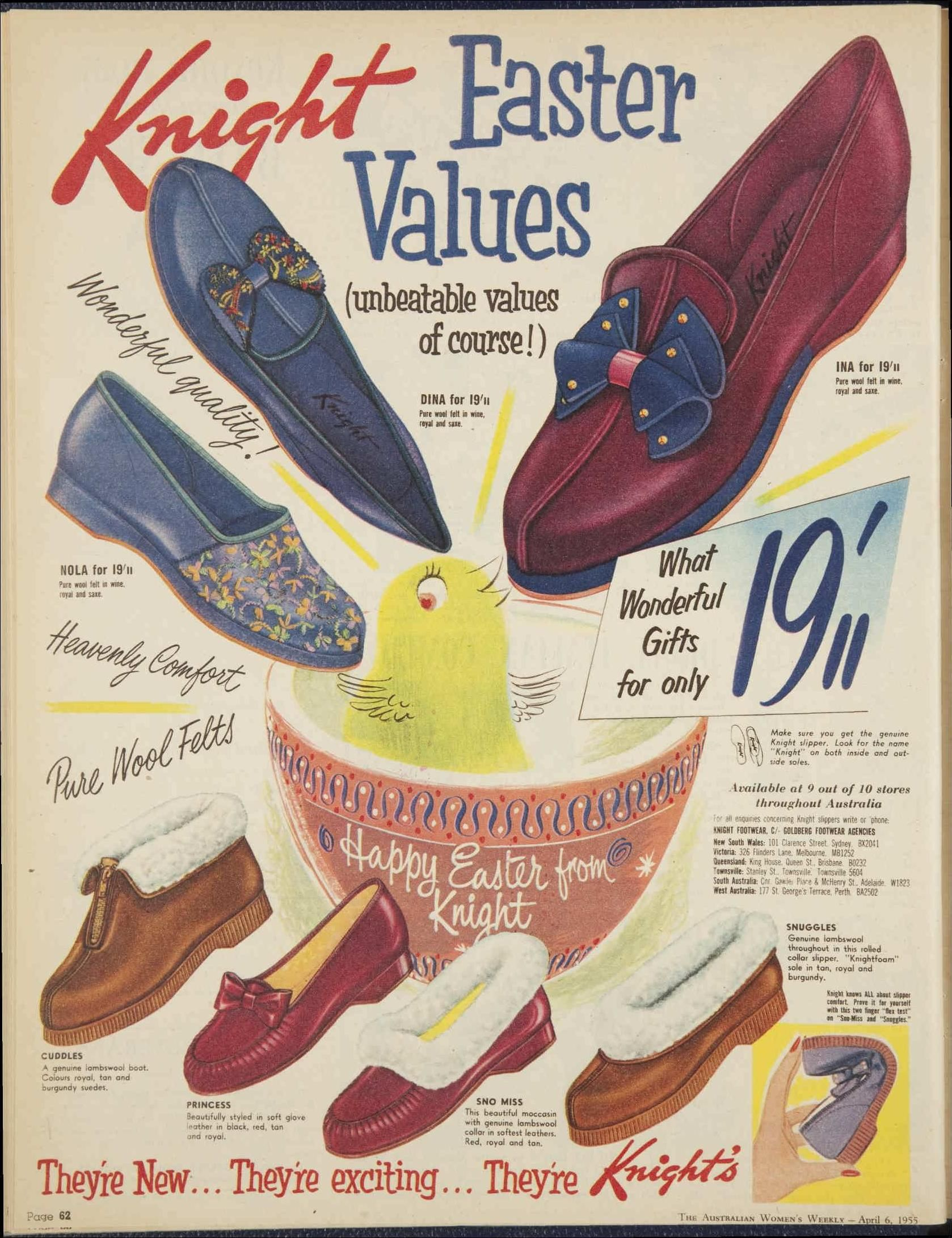 Issue 6 Apr 1955 The Australian Women S Week Childhood Memories Toys Vintage Advertisements Historical Newspaper