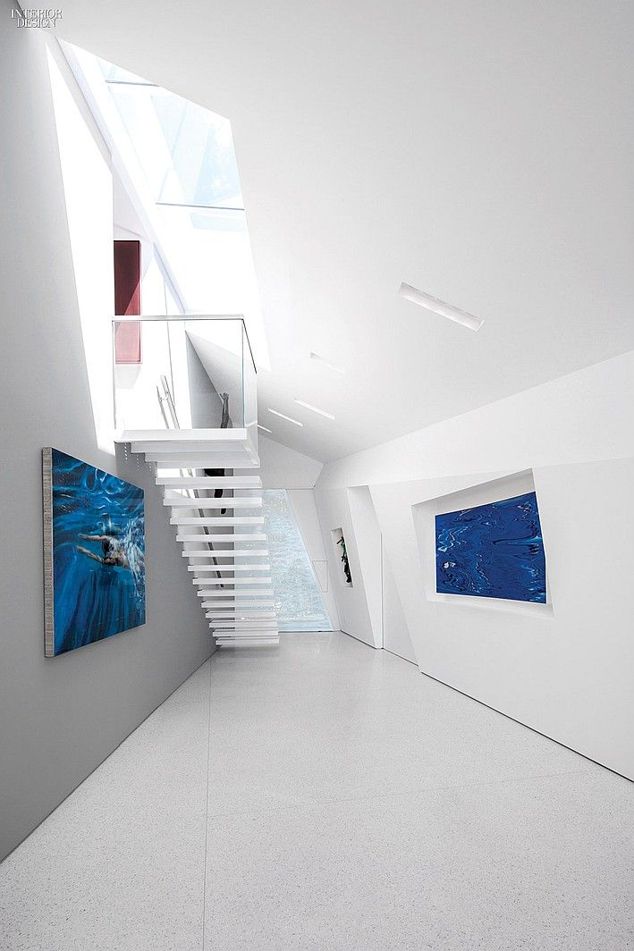 From A Different Angle Patrick Tighe Reinvents Mid Century Frame House