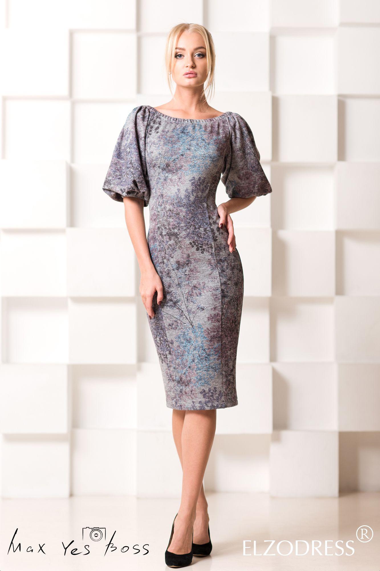 ad18c874717 Платье футляр в миди длине в магазине «August van der Walz» на  Ламбада-маркете