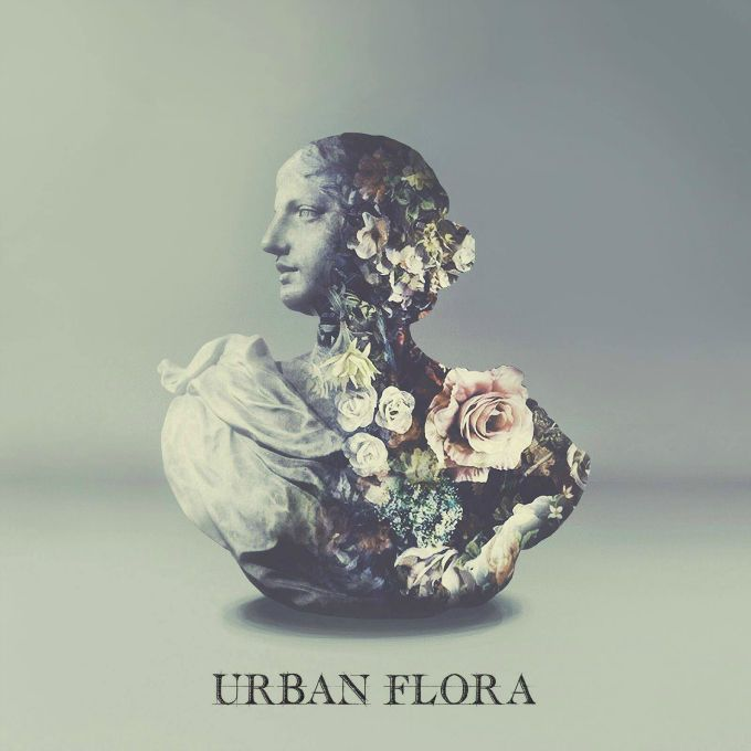 """Alina Baraz, Galimatias - Urban Flora EP. """"Their eight-song project delivers some of the most alluring vibes we've heard in quite sometime."""""""