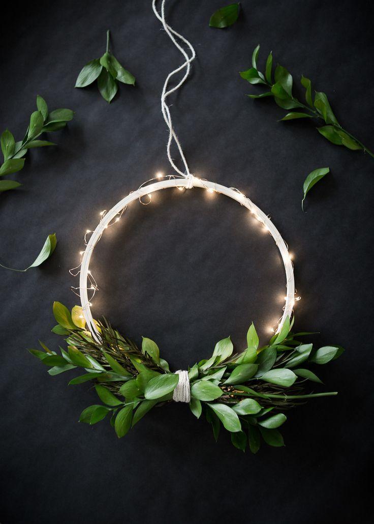 Photo of DIY radio spark wreath | The unusual common law Bloglovin ', #bl …