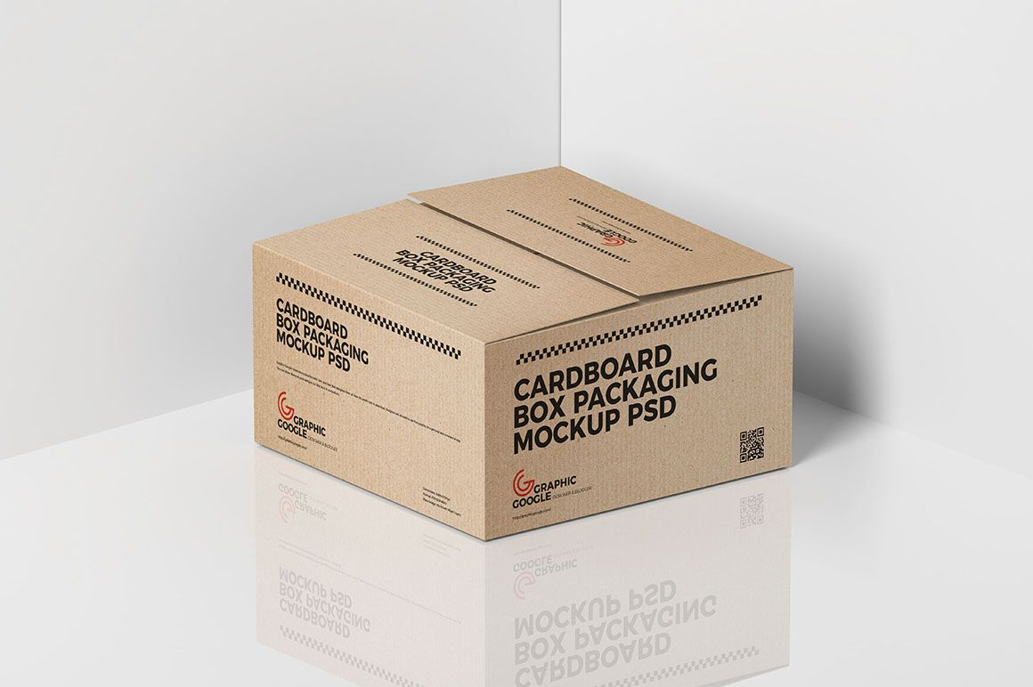 Download Cardboard Box Free Mockup Dealjumbo Com Discounted Design Bundles With Extended License Packaging Mockup Mockup Free Psd Free Mockup