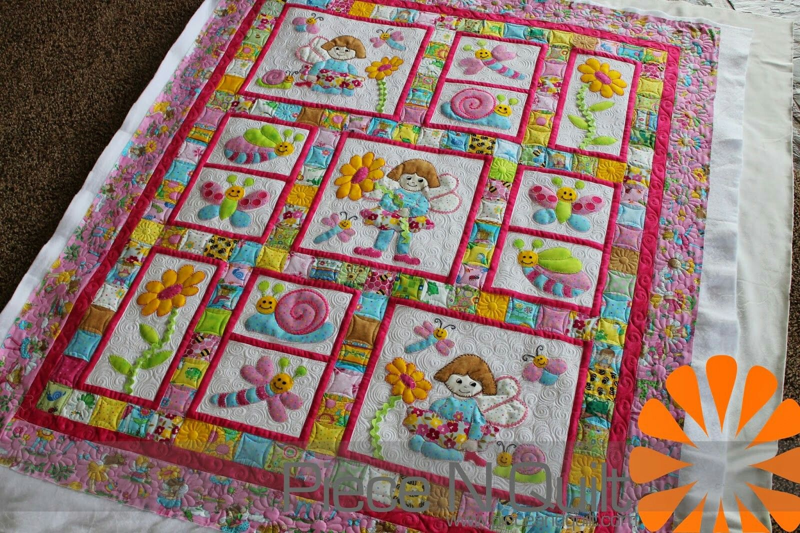 archives quilt pink quilts elephants tag unique boutique sale and handmade for in baby full grey girls