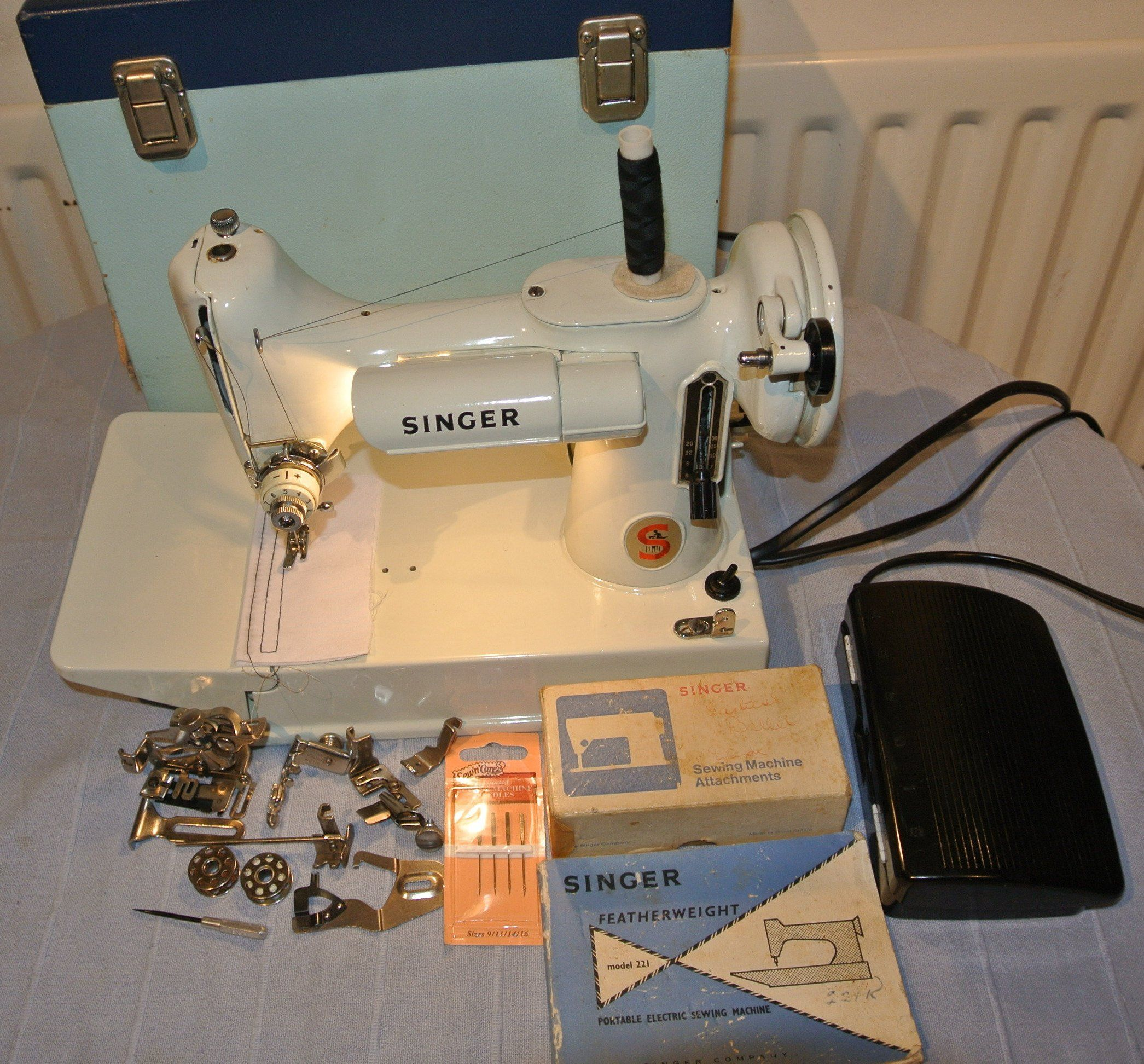 Singer Featherweight Sewing Machine Parts Singer Manual Guide